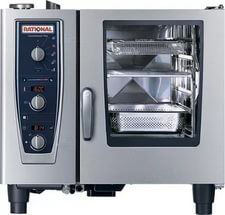 ПАРОКОНВЕКТОМАТ RATIONAL COMBI MASTER® PLUS 102 B129100.01.202