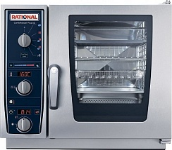 ПАРОКОНВЕКТОМАТ RATIONAL COMBI MASTER® PLUS XS B609100.01.202