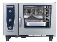 ПАРОКОНВЕКТОМАТ RATIONAL COMBI MASTER® PLUS 62G ГАЗ B629300.30.202